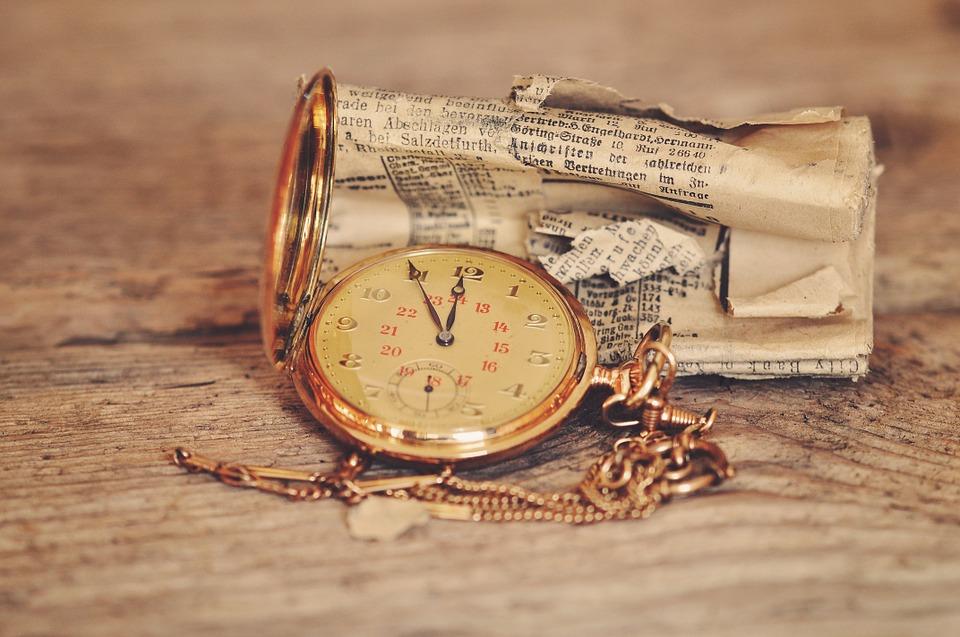 El tiempo es oro…
