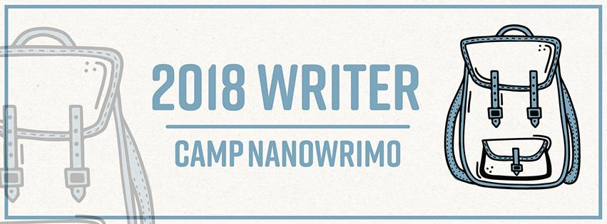 ¿Te atreves con el Camp NaNoWriMo?